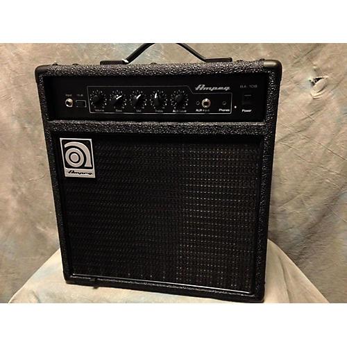Ampeg BA108V2 25W 1x8 Bass Combo Amp-thumbnail