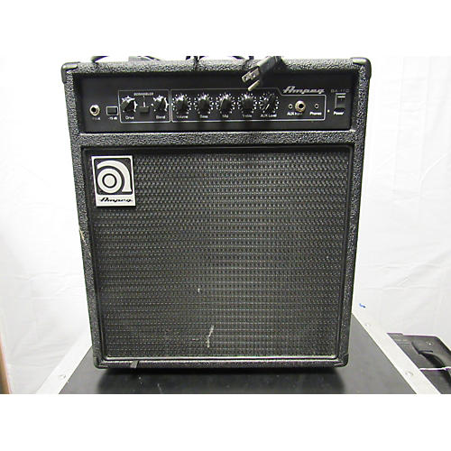 used ampeg ba110 35w 1x10 bass combo amp guitar center. Black Bedroom Furniture Sets. Home Design Ideas