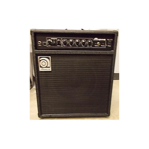 used ampeg ba110v2 1x10 bass combo amp guitar center. Black Bedroom Furniture Sets. Home Design Ideas