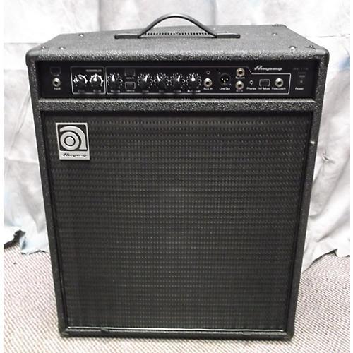 Ampeg BA115 100W 1X15 Black Bass Combo Amp