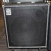 Ampeg BA115HPT Tube Bass Combo Amp