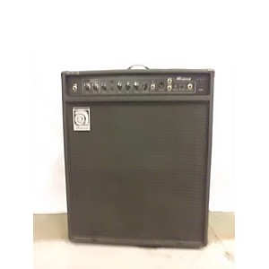 Pre-owned Ampeg BA210V2 2x10 Bass Combo Amp by Ampeg