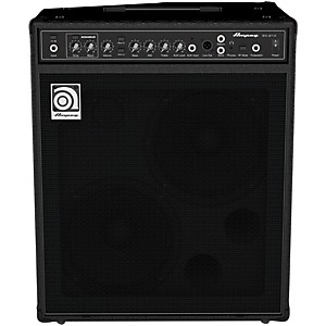 Click here to buy Ampeg BA210V2 2x10 Bass Combo Amplifier by Ampeg.
