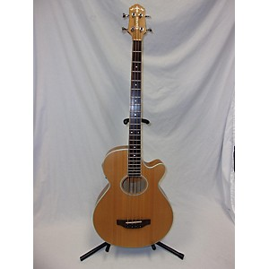 Pre-owned Crafter Guitars BA400EQ Acoustic Bass Guitar by Crafter Guitars