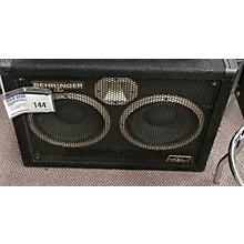 Behringer BA410 Ultrabass 2X10 CAB Bass Cabinet