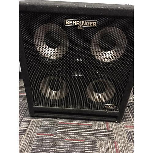 Behringer BA410 Ultrabass 4x10 1000W Bass Cabinet-thumbnail