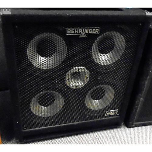 Behringer BA410 Ultrabass 4x10 1000W Bass Cabinet