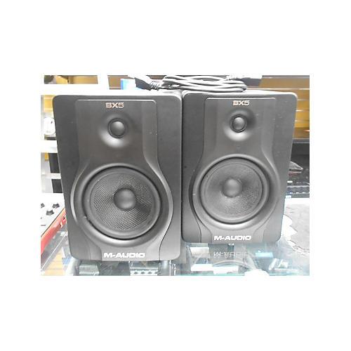 M-Audio BA5 Carbon Black Pair Powered Monitor-thumbnail