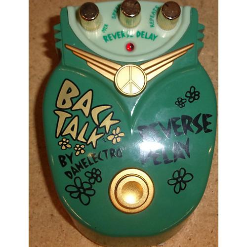 used danelectro back talk reverse delay effect pedal guitar center. Black Bedroom Furniture Sets. Home Design Ideas