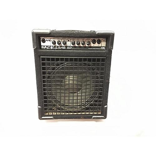 used gallien krueger backline 110 bass combo amp guitar center. Black Bedroom Furniture Sets. Home Design Ideas