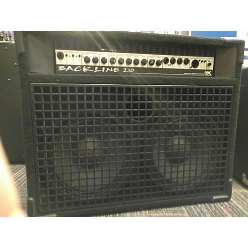 used gallien krueger backline 210 bass combo amp guitar center. Black Bedroom Furniture Sets. Home Design Ideas