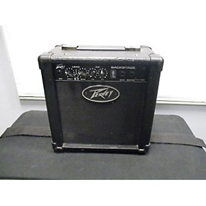 Pre-owned Peavey BACKSTAGE Battery Powered Amp by Peavey