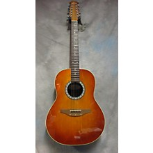 Ovation BALLADEER 1751 12 String Acoustic Electric Guitar