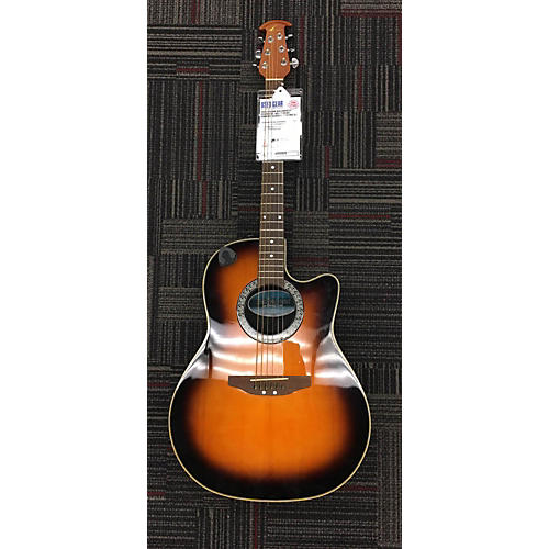 Ovation BALLADEER BY OVATION NO. 4861 Acoustic Electric Guitar-thumbnail
