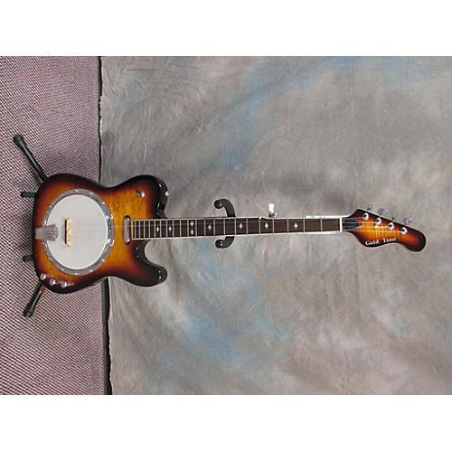 Gold Tone BANJITAR EBT ELECTRIC BANJO 5 STRING Banjo-thumbnail