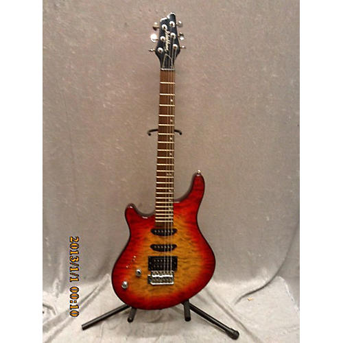 Washburn BANTAM Solid Body Electric Guitar-thumbnail