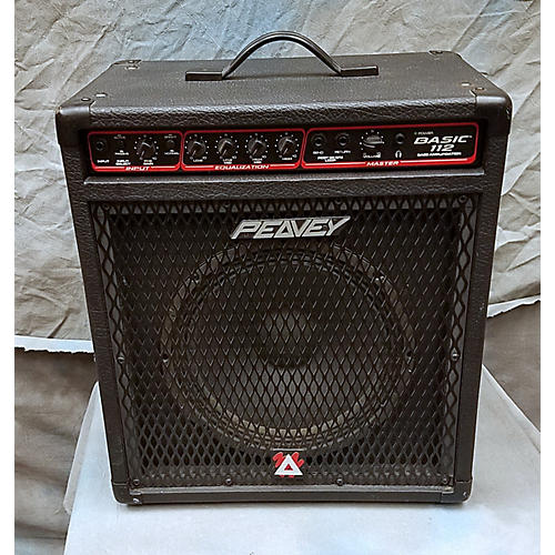 Peavey BASIC 112 Bass Power Amp-thumbnail