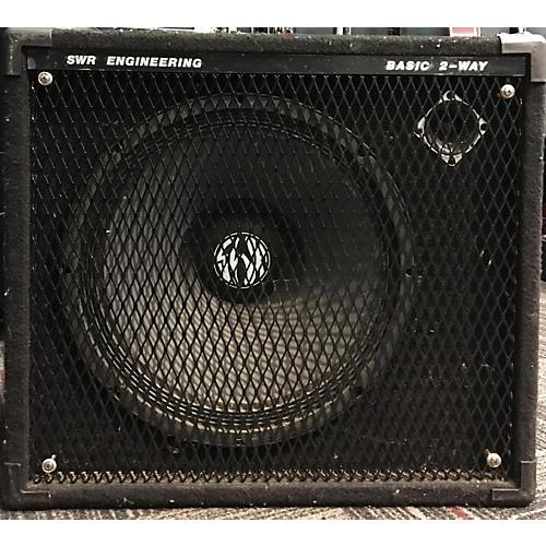 SWR BASIC 2 WAY Bass Cabinet