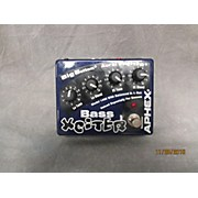 Aphex BASS Aural Exciter & Big Bottom Bass Effect Pedal