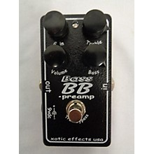 Xotic BASS BB Bass Effect Pedal