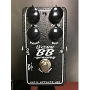 Xotic BASS BB PREAMP Bass Effect Pedal