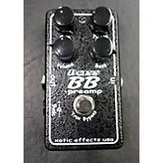 Xotic BASS BB PREAMP Bass Effect Pedal