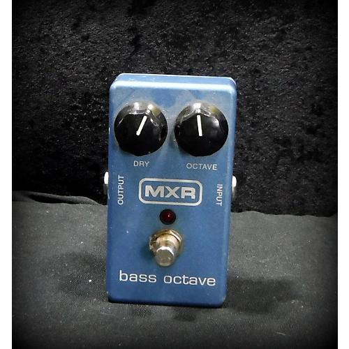 MXR BASS Bass Effect Pedal-thumbnail