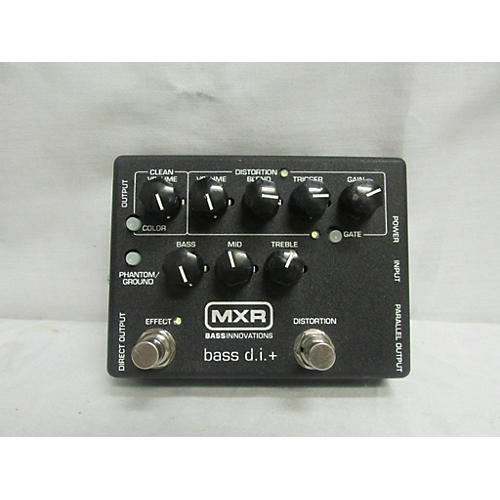 used mxr bass d i direct box guitar center. Black Bedroom Furniture Sets. Home Design Ideas
