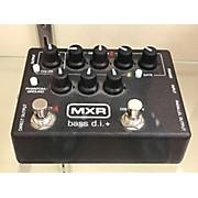 MXR BASS D.I.+ Effect Processor