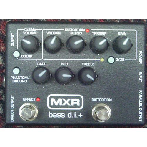 used mxr bass di bass effect pedal guitar center. Black Bedroom Furniture Sets. Home Design Ideas