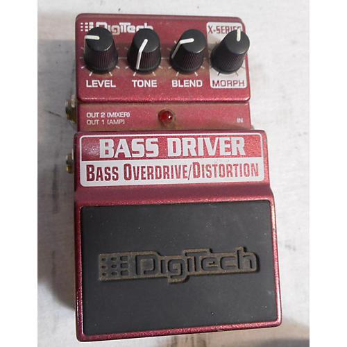 Digitech BASS DRIVER Effect Pedal-thumbnail
