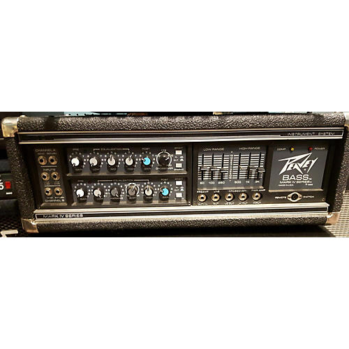 used peavey bass mark iv series 800w bass amp head guitar center. Black Bedroom Furniture Sets. Home Design Ideas