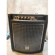 Yorkville BASS MASTER XM100 Bass Combo Amp