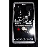 Electro-Harmonix BASS PREACHER Effect Pedal