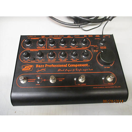 In Store Used BASS PROFESSIONAL COMPONET II Effect Pedal-thumbnail