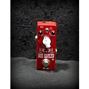 XVive BASS SQUEEZER Effect Pedal
