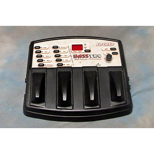 DOD BASS TEC PEDAL Bass Effect Pedal