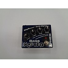 Aphex BASS XCITER Pedal