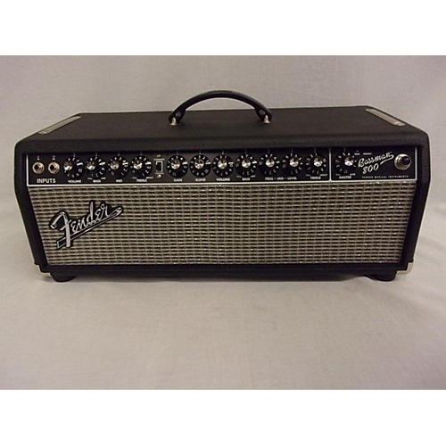 Fender Bassman 800 : used fender bassman 800 bass amp head guitar center ~ Russianpoet.info Haus und Dekorationen