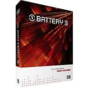 Native Instruments BATTERY 3 Drum Sampling Software