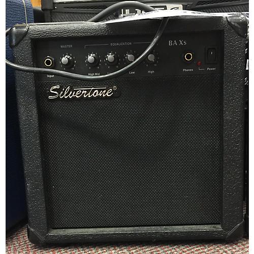 Silvertone BAXS Bass Combo Amp-thumbnail
