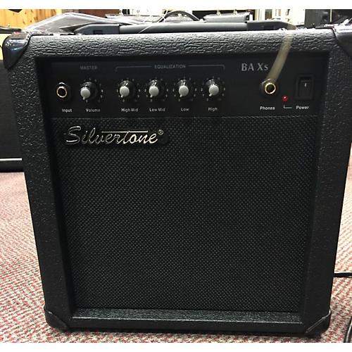 Silvertone BAXS Bass Combo Amp