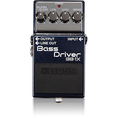 Boss BB-1X Bass Driver Effects Pedal-thumbnail