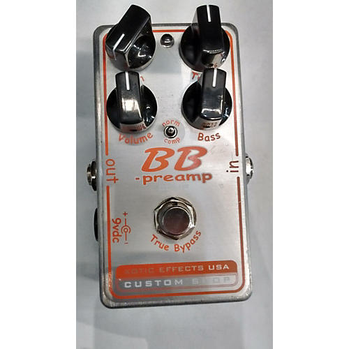 Xotic BB PREAMP Effect Pedal