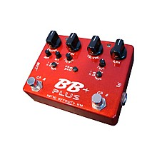 Xotic BB Plus 2-Channel Overdrive Guitar Effects Pedal