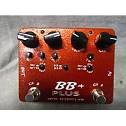 Xotic BB+ Preamp Overdrive Effect Pedal