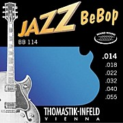 Thomastik BB114 Medium Jazz BeBop Guitar Strings