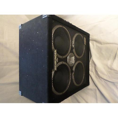 Behringer BB410 1200W 4x10 Bass Cabinet-thumbnail