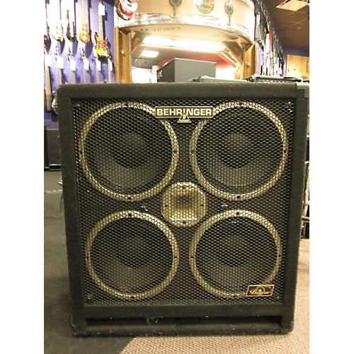Behringer BB410 1200W 4x10 Bass Cabinet