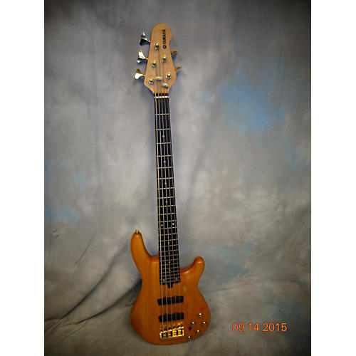 Yamaha BB605 Active Electric Bass Guitar-thumbnail